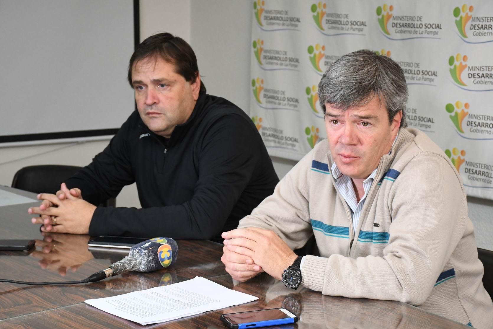 Provincia asiste con subsidios a los clubes pampeanos con importes que van de 50 a 150 mil pesos