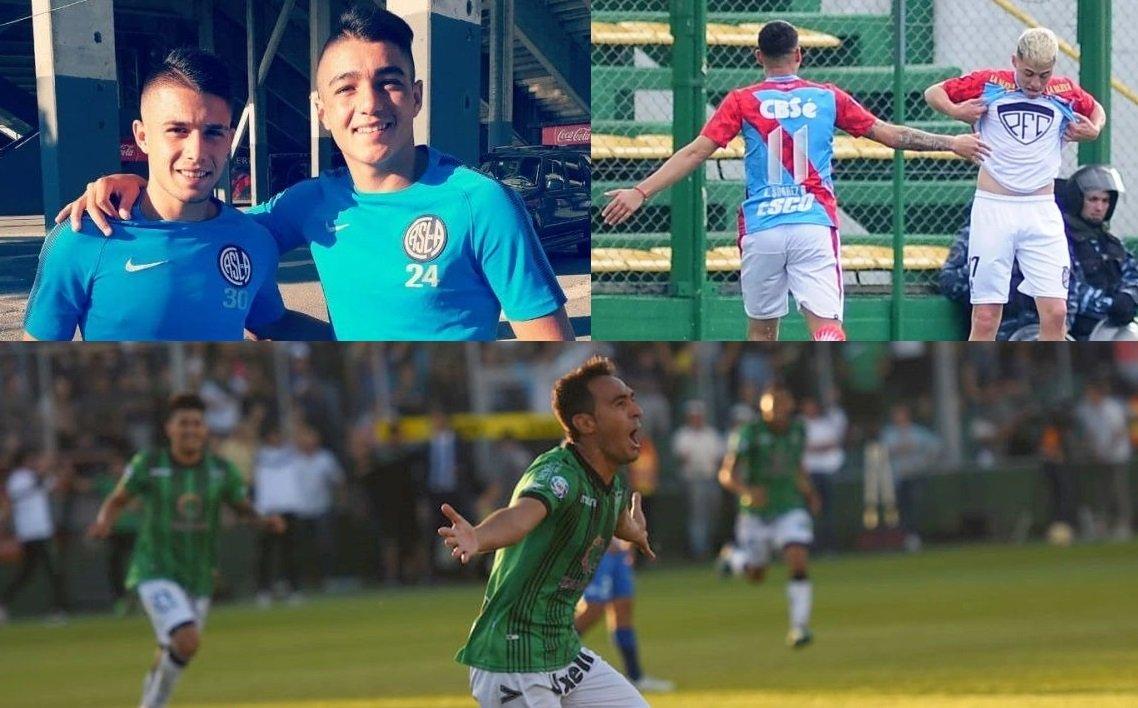 Hoy es el Día del Futbolista Argentino: ¡Felicidades para los pampeanos que nos dejan siempre bien representados!