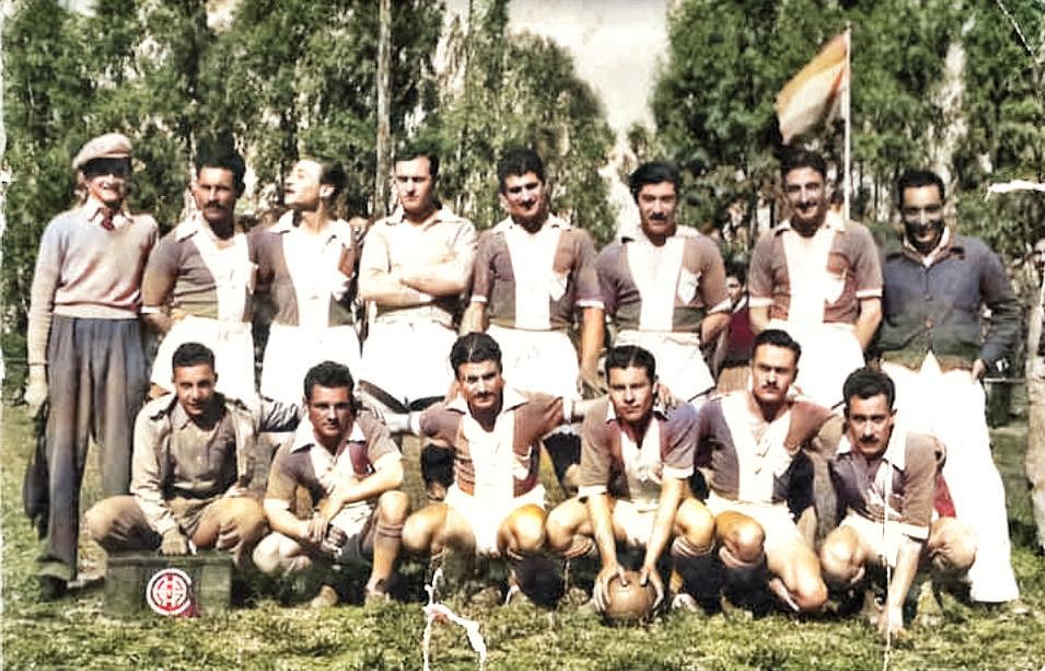 Un mito deportivo: el Argentino multicampeón de los 50