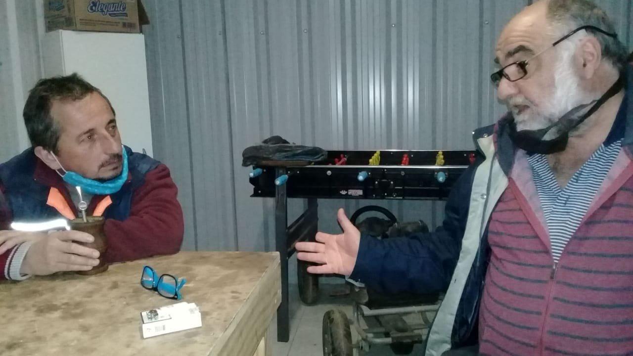 El automovilismo pampeano siente la pérdida de Pedro Mangas