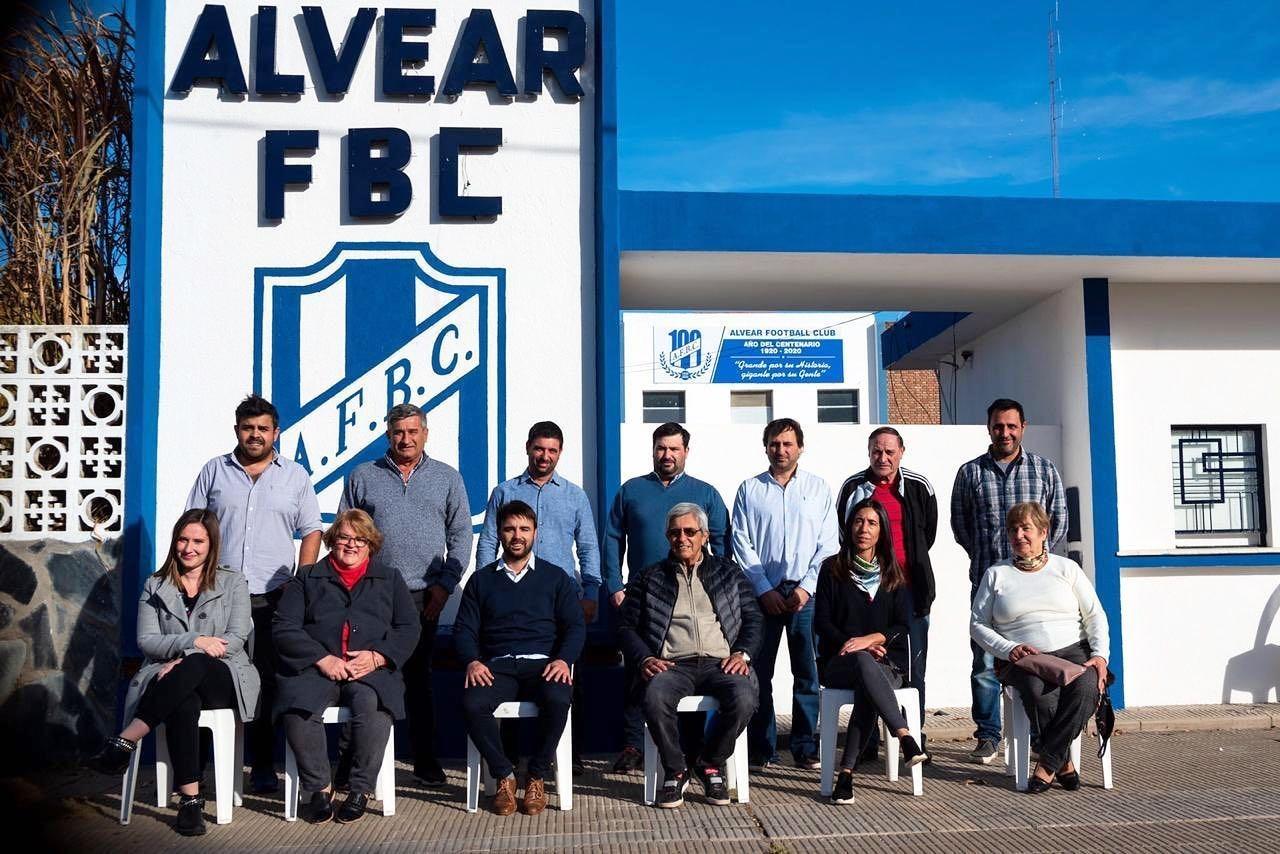 Fecha histórica para el deporte pampeano: ¡Alvear Football Club celebra hoy su emotivo centenario!