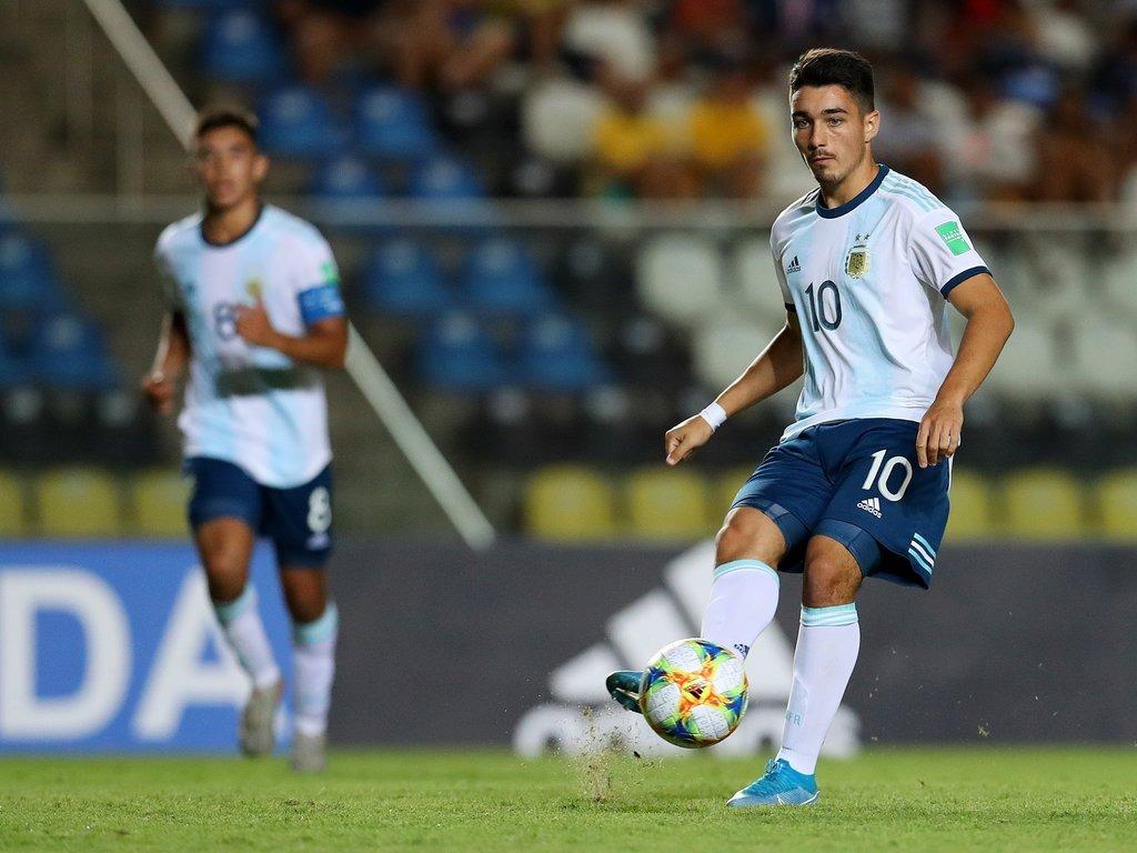 ¿Estás jugando al FIFA 20 durante la cuarentena?: El piquense Matías Palacios está dentro de los juveniles más valorados por el juego