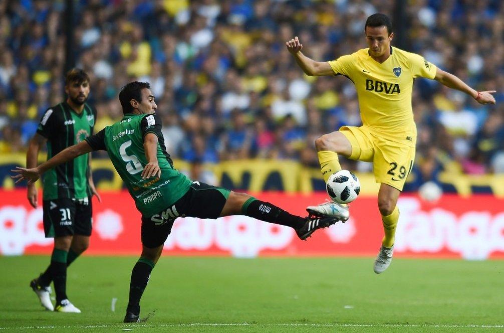 "El DT de San Martín de San Juan se refirió al futuro del piquense Marcos Gelabert: ""Es un jugador histórico del club e importante para el equipo"""