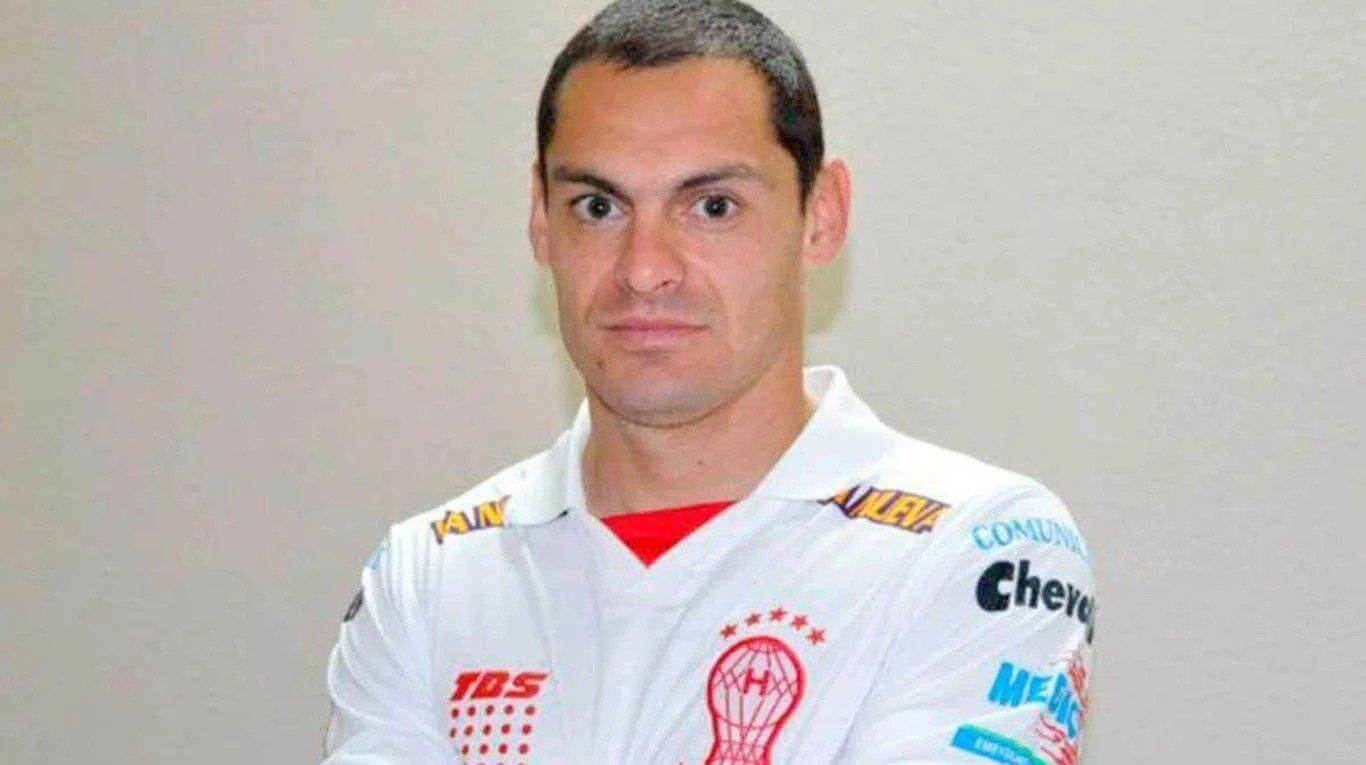 El futbolista piquense Emanuel Morales: tiene ELA y denunció en medios nacionales que Huracán no le paga