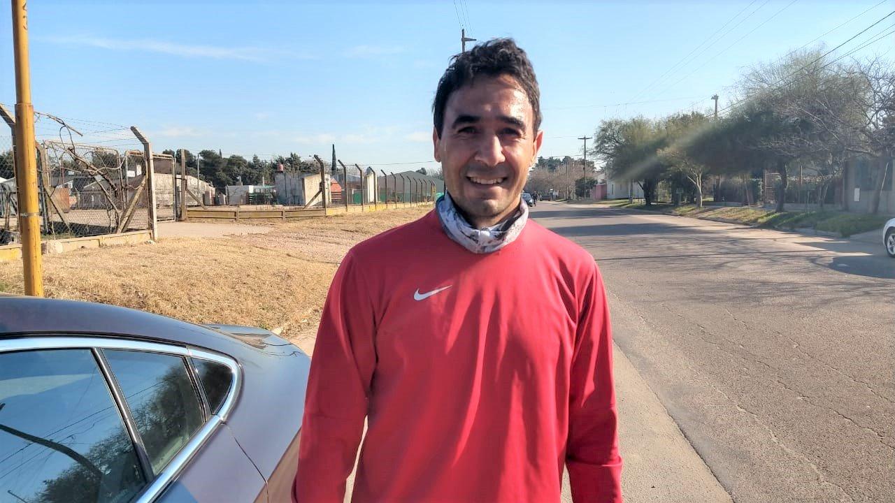 """Marcos Gelabert contó cómo vive la cuarentena: """"Volví a Pico donde uno al menos puede salir a entrenar y mantenerse en forma"""""""