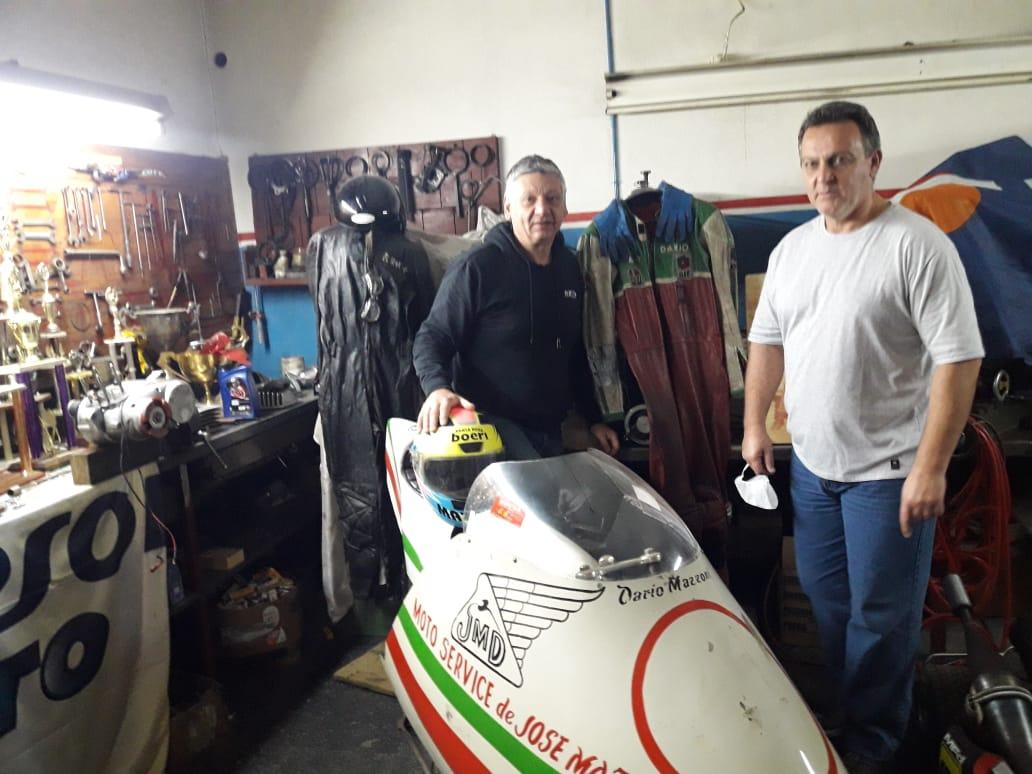 La Asociación Civil de Motociclismo Región Pampeana recibió la Personería Jurídica y apunta a reflotar la actividad