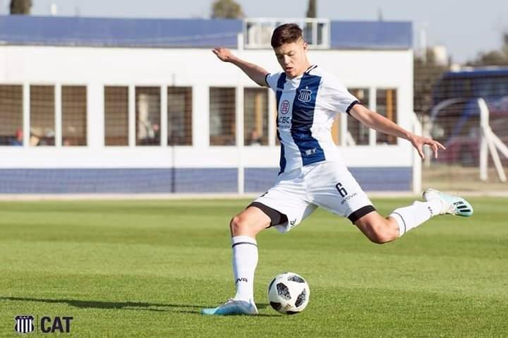 De Costa Brava a Talleres de Córdoba: Tomás Palacios fue convocado para entrenar con la primera división del elenco cordobés