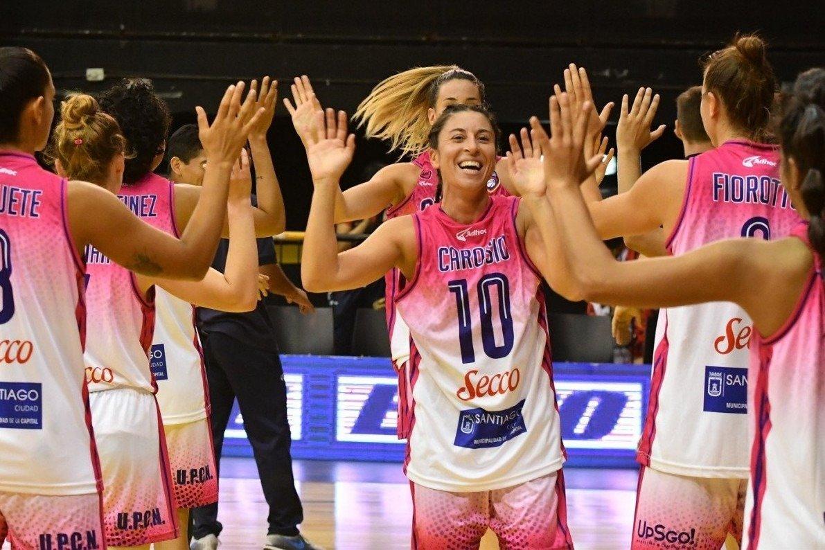 La basquetbolista piquense Regina Carosio continuará su carrera en España