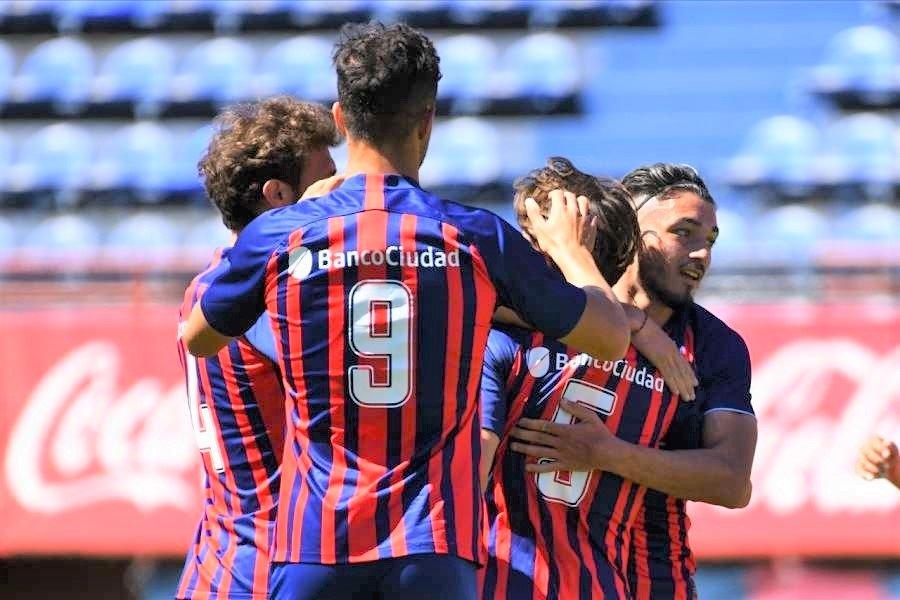 [VIDEO]: Buen triunfo de San Lorenzo gracias a un lindo gol del piquense Matías Palacios