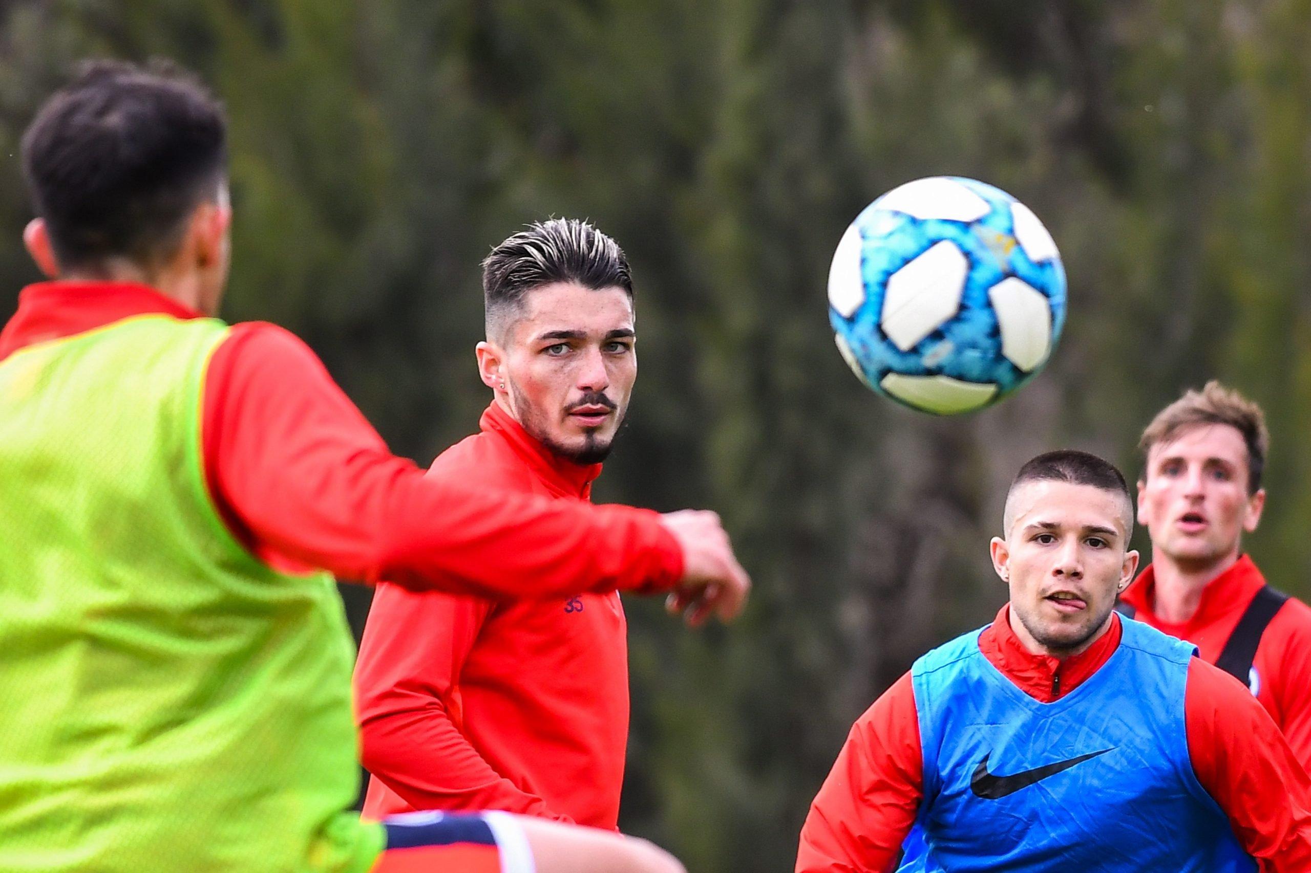 San Lorenzo desestimó una oferta de un reconocido club europeo por el piquense Matías Palacios