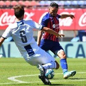 El piquense Matías Palacios gana lugar en San Lorenzo y se apunta para arrancar como titular en la Copa de la Liga