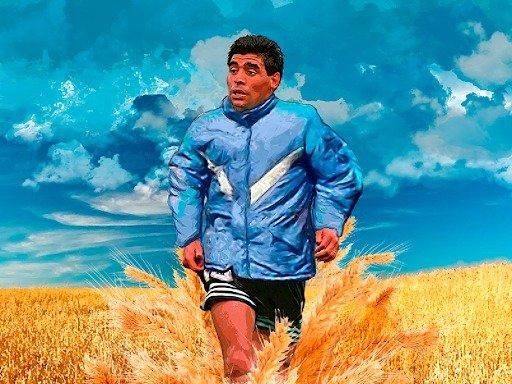 Estrenan documental con imágenes inéditas sobre la vida de Diego Maradona: Incluye material nunca antes visto de su preparación en La Pampa para el Mundial del 94