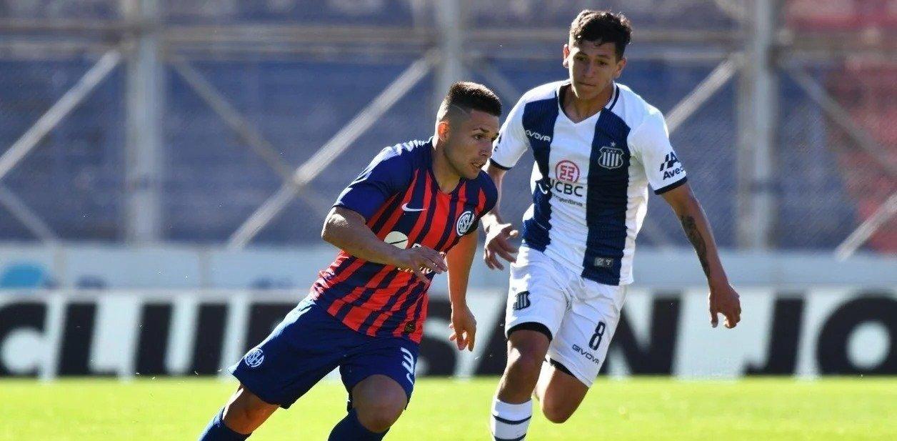 San Lorenzo informó que el piquense Julián Palacios dio positivo de Coronavirus