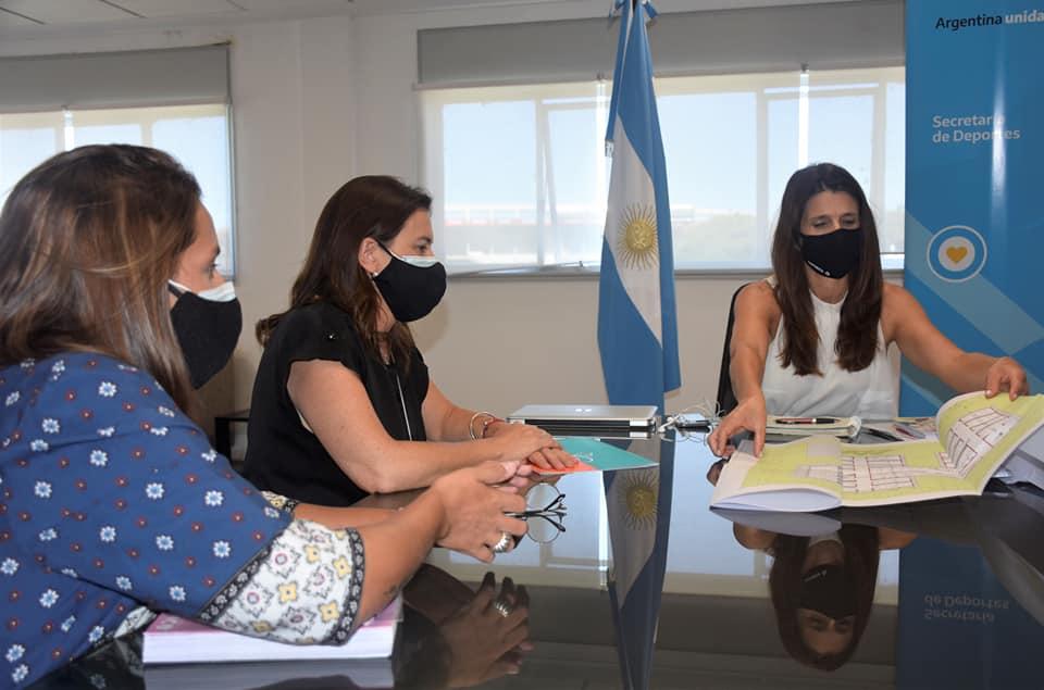 """Fernanda Alonso desde Buenos Aires: """"Nos ven como una provincia muy ordenada que ha sabido administrar la pandemia"""""""
