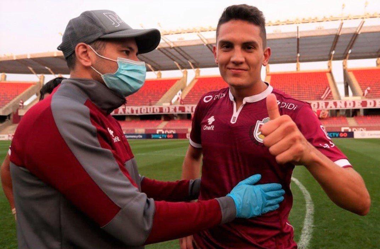 """¡Misión cumplida """"Paco""""!: Un milagro de último minuto dejó a Deportes La Serena en Primera División"""