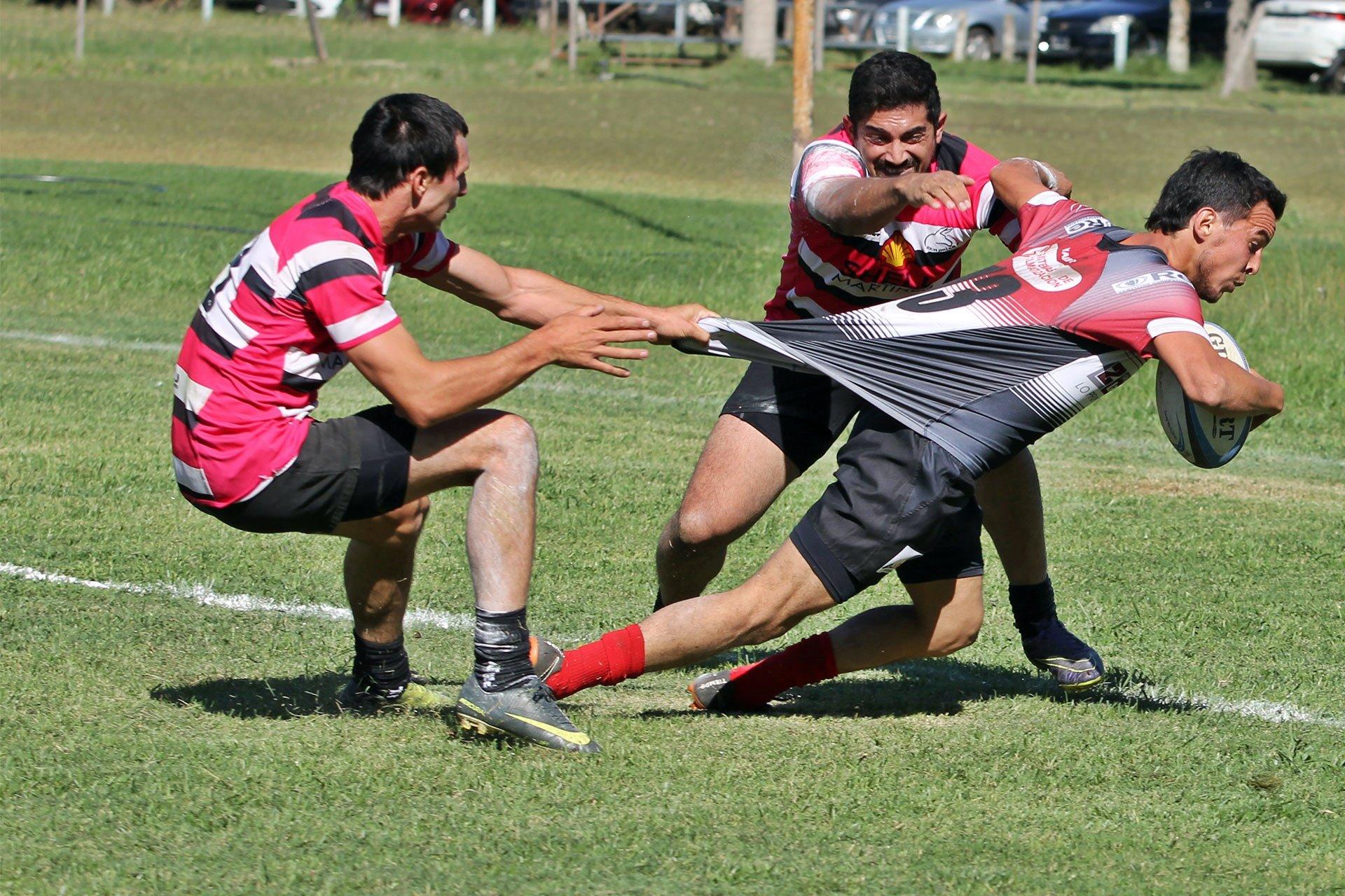 Rugby: Aplastante victoria de Pico Rugby Club en la capital provincial