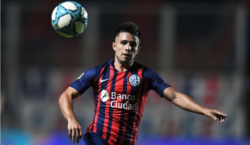 Julián Palacios arrancaría como titular esta tarde frente a Estudiantes de La Plata