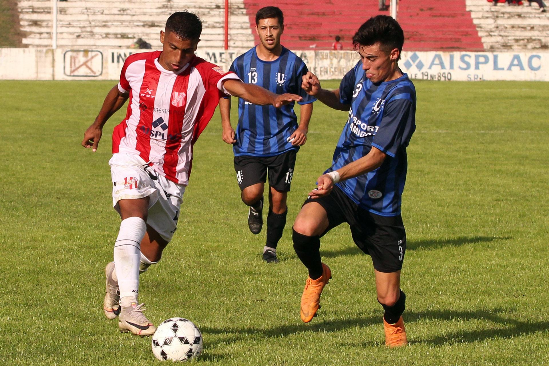Liga Pampeana: Ganaron Costa Brava, Pico FBC y los dos equipos de Eduardo Castex