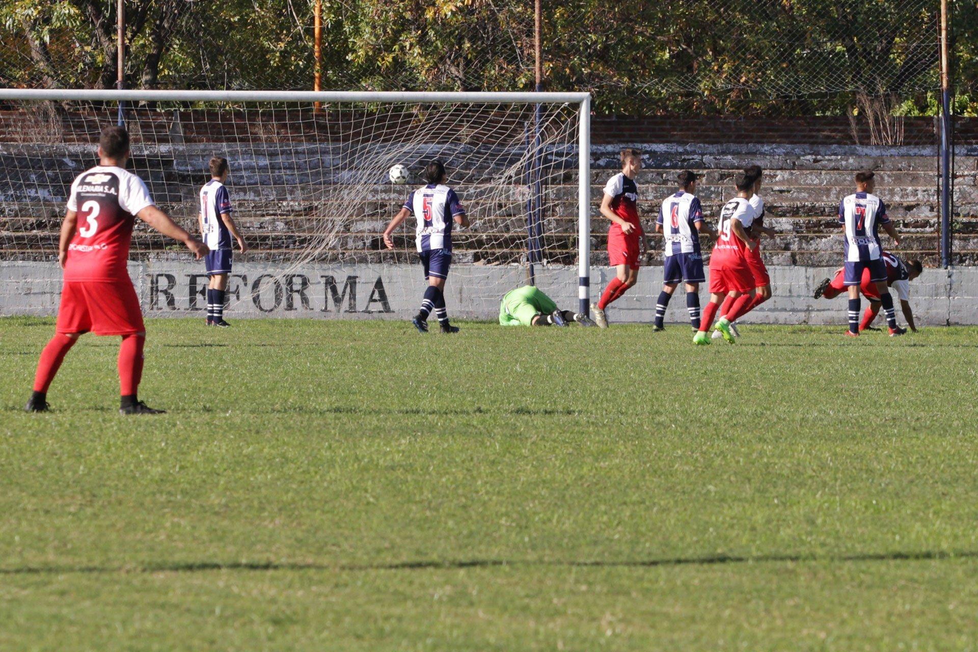 Liga Pampeana: Goleadas de Sportivo Independiente, Rácing y Estudiantil de Castex en la cuarta fecha