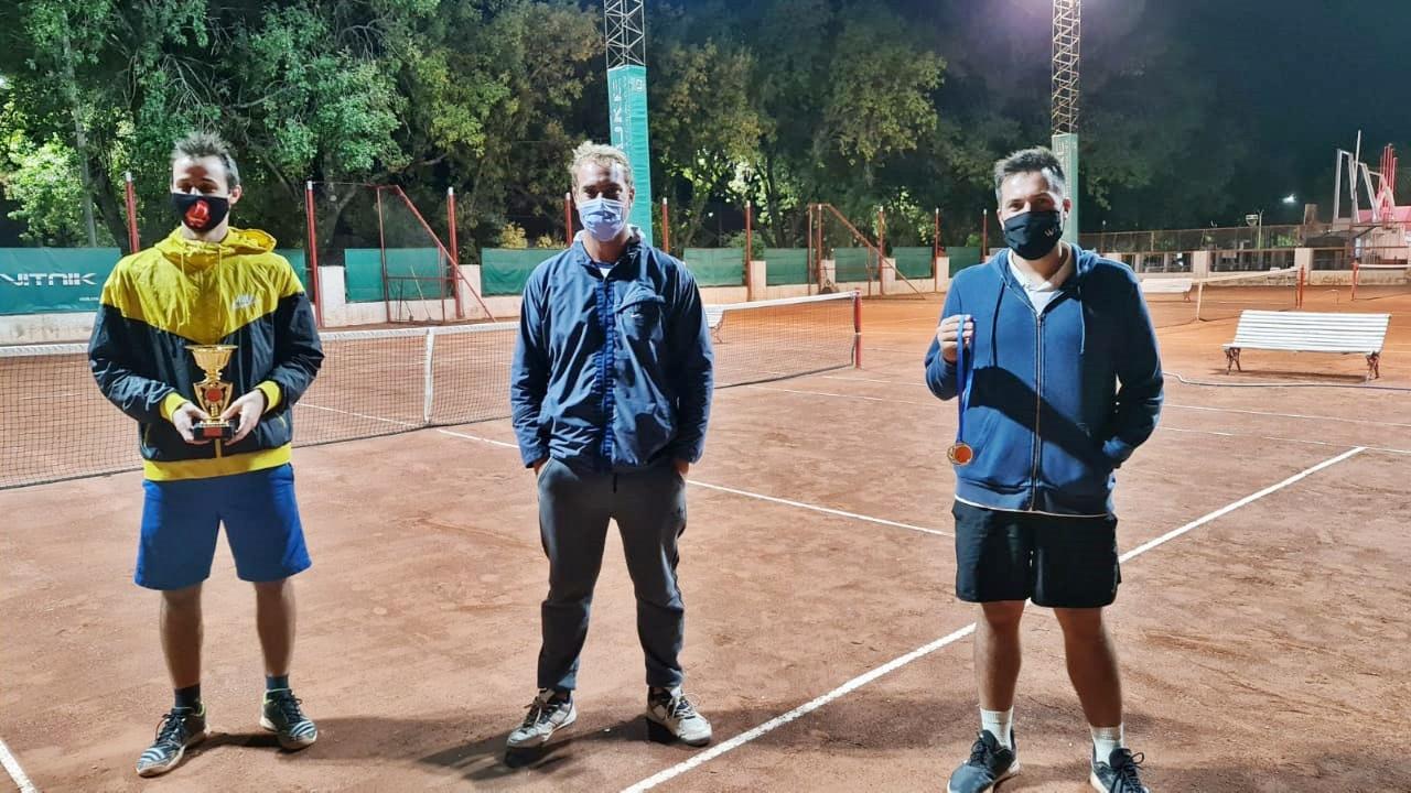 Tenis Provincial: Se jugó torneo de Segunda y Cuarta en General Pico y Santa Rosa