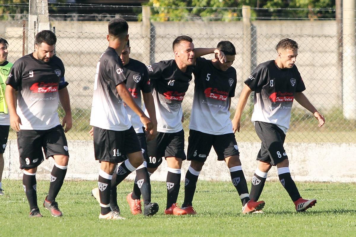 Liga Pampeana: Volvió el fútbol y el público a las canchas del norte pampeano