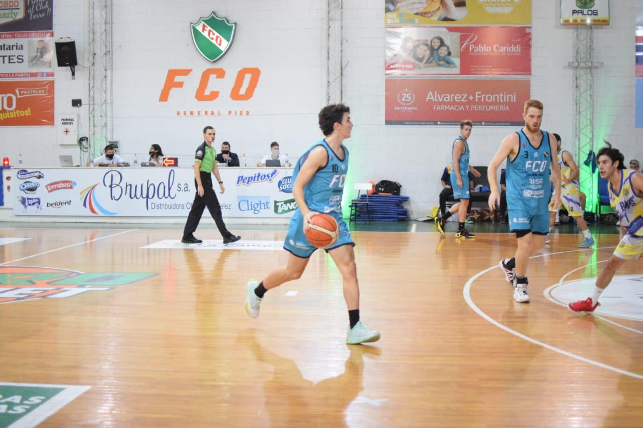 Federal de Básquet: Ferro viaja a Neuquén para enfrentarse a Deportiva Centenario y Petrolero