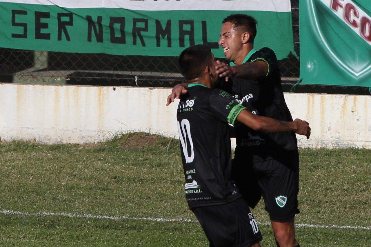 Ferro goleó con mucha autoridad y se trajo tres puntos de oro de San Luis: Para Estudiantes descontó el piquense Federico Vasilchik