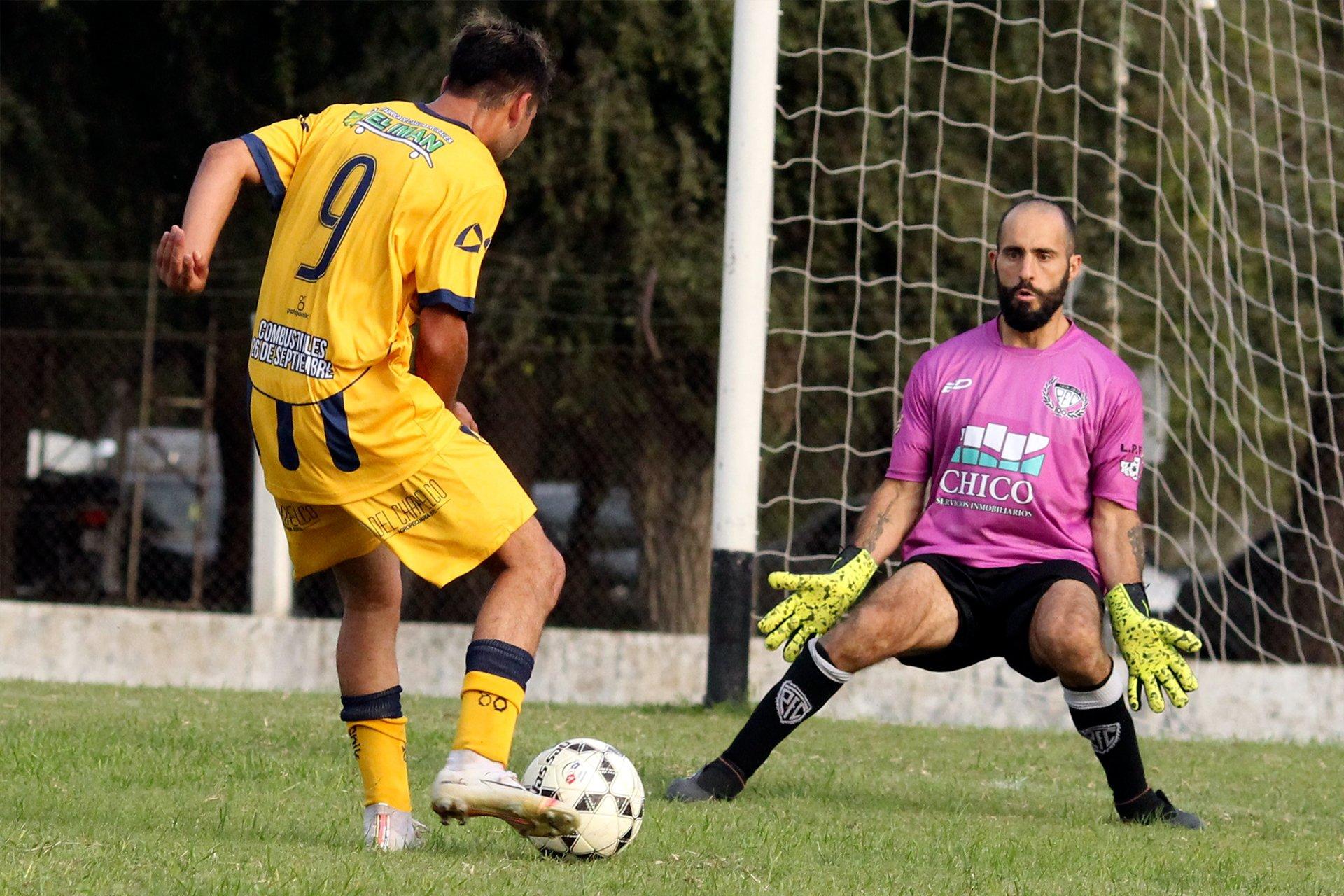 Liga Pampeana: All Boys goleó a Pico FBC y el clásico de Realicó fue para Sportivo