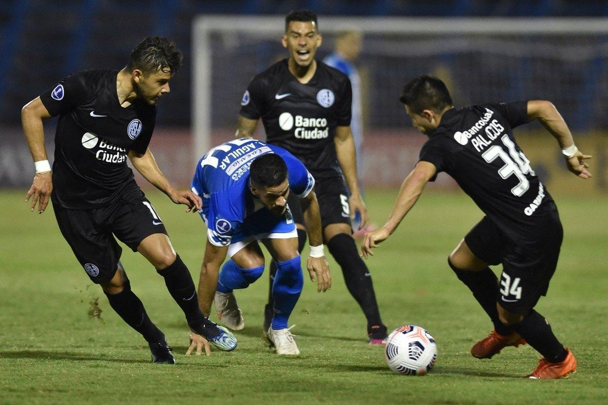 """Julián Palacios, una luz de esperanza para el futuro de San Lorenzo: """"Que la gente se quede tranquila, damos todo"""""""