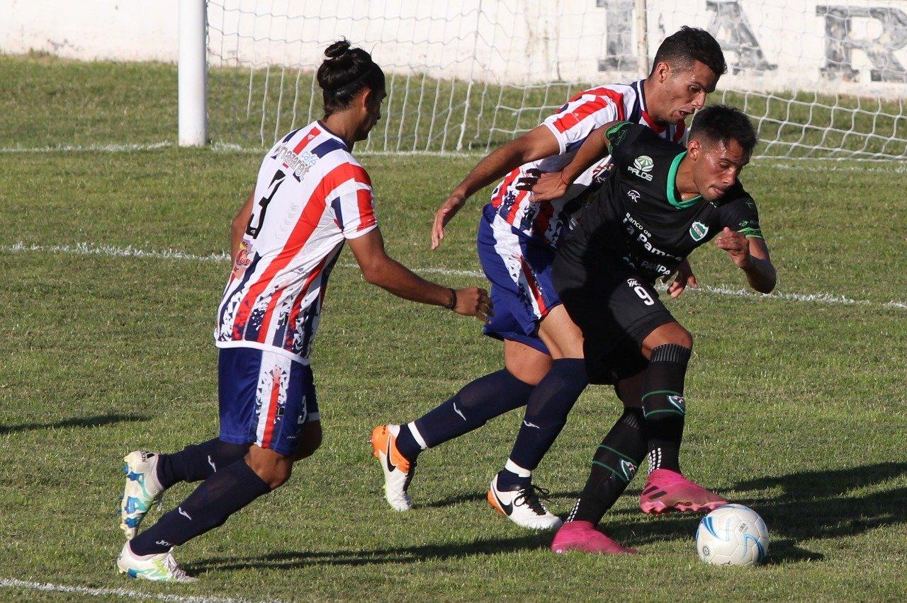 """Brian Noriega y la gran victoria frente a Sportivo Peñarol: """"Nos merecíamos un triunfo porque no veníamos haciendo las cosas mal"""""""