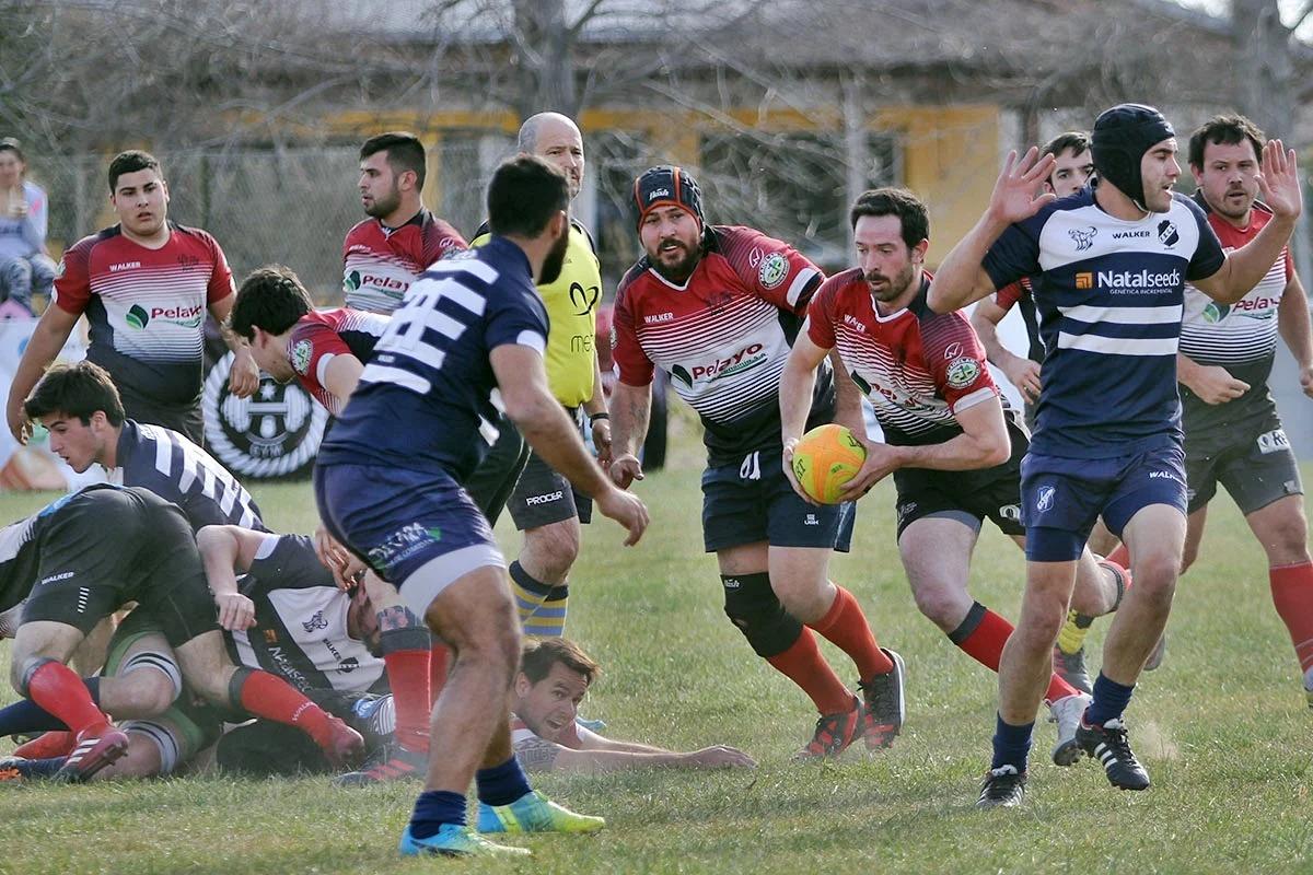 Vuelve la actividad con torneos en el Pico Rugby Club