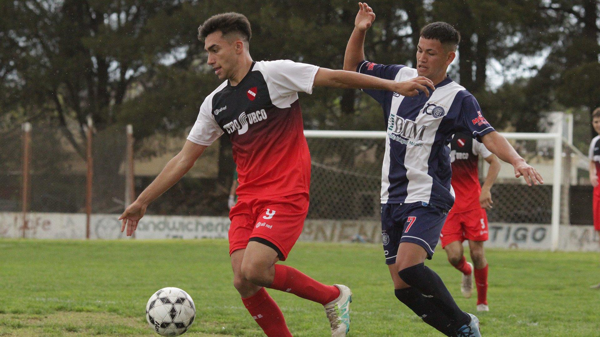 """Liga Pampeana: El """"rojo"""" le ganó a Cultural Argentino y Pico FBC igualó con Estudiantil"""