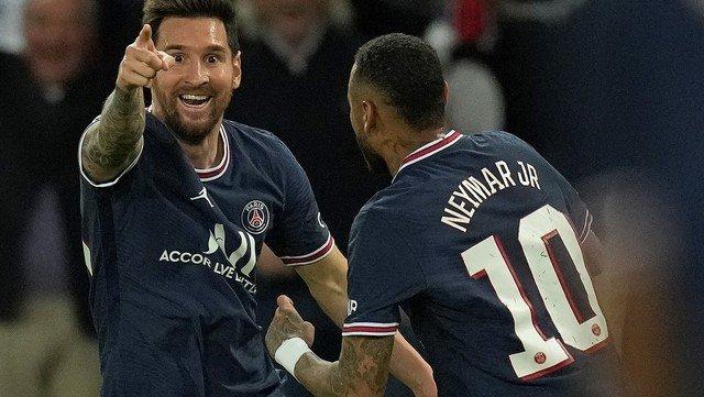 Con un impresionante gol de Messi, PSG venció al Manchester City en la Champions League