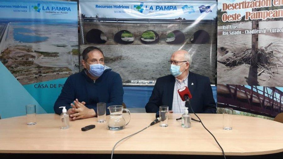 Anunciaron correcaminata conmemorativa de los Derechos Pampeanos sobre el río Atuel