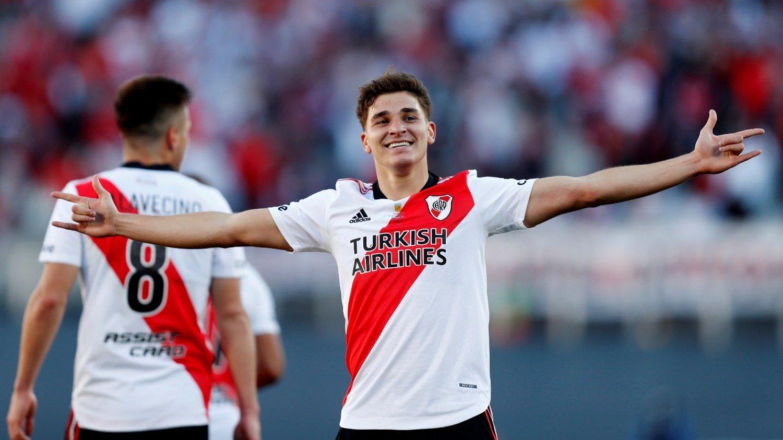 SUPERCLÁSICO: River le ganó 2 a 1 a Boca y se subió a lo más alto de la Liga Profesional