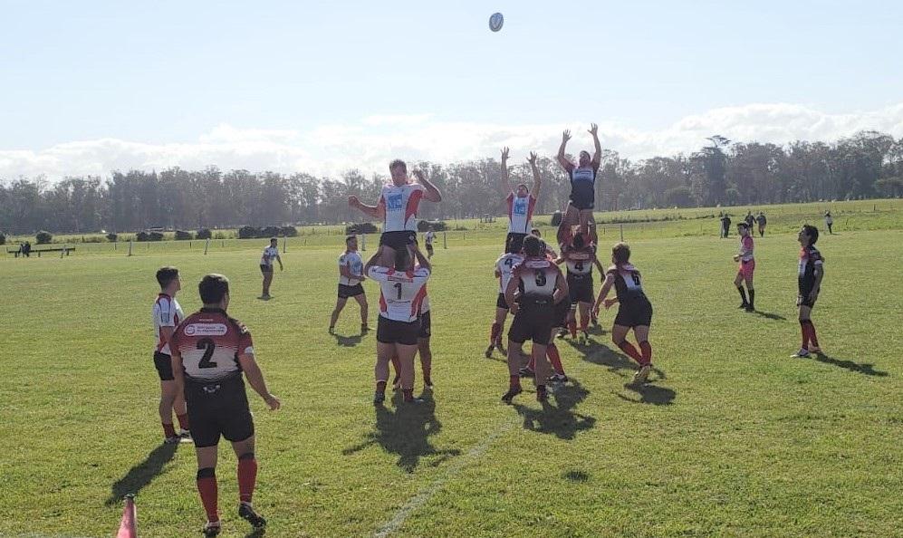 Regional Pampeano B: Pico Rugby Club venció de forma agónica a Pueyrredón en Primera División