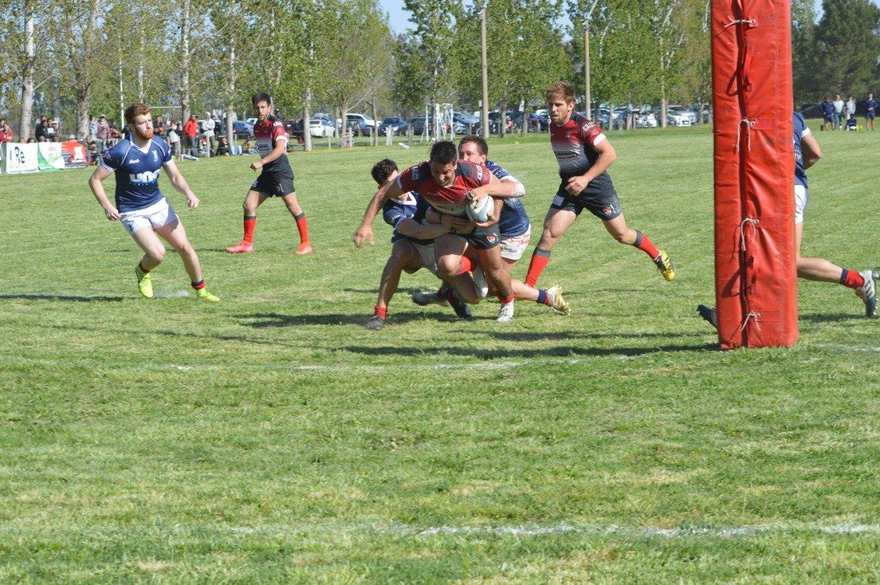 Luego de más de tres años, Pico Rugby Club perdió su invicto como local