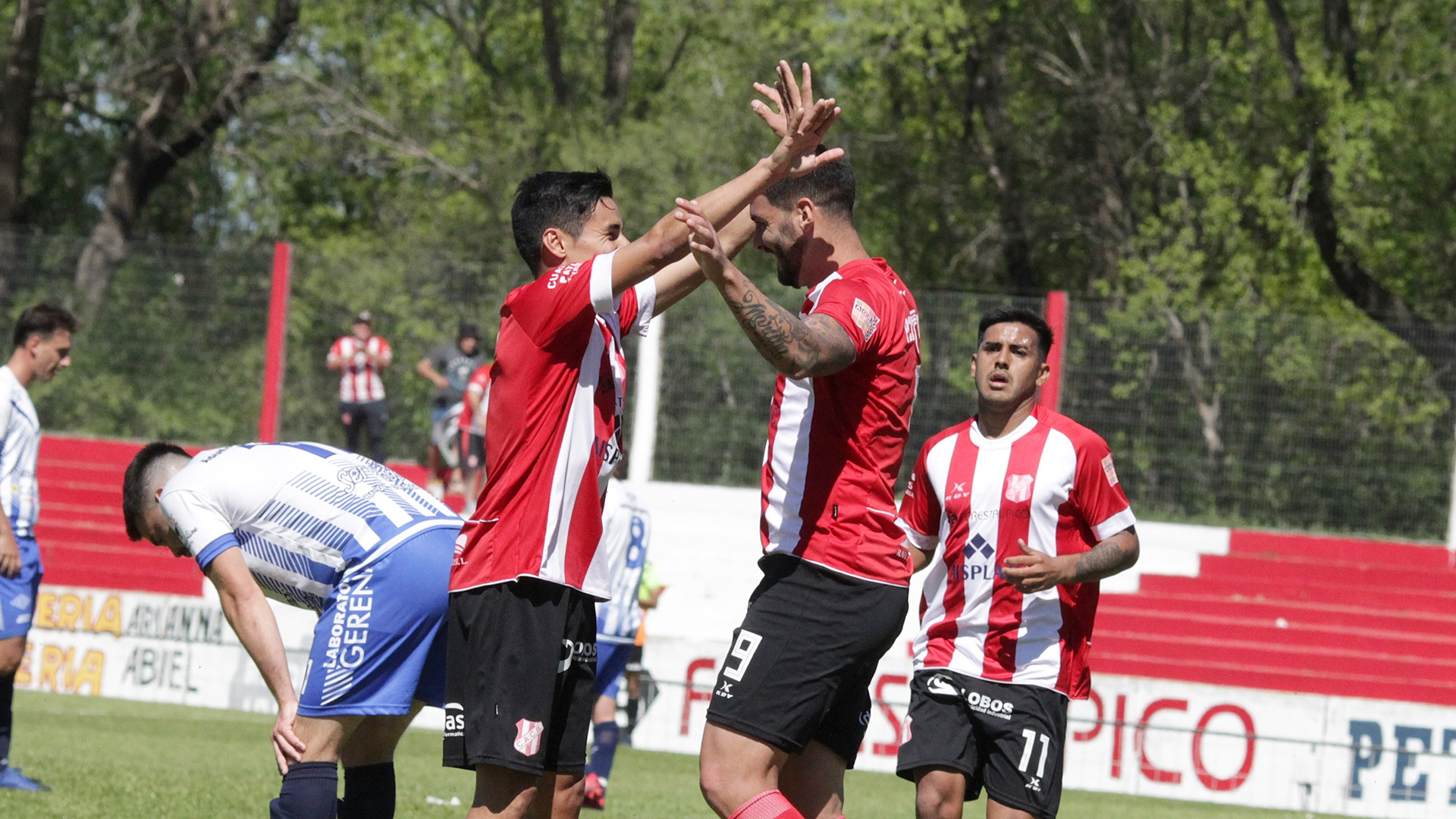 Liga Pampeana: Costa y Ferro golearon y All Boys de Trenel sorprendió a Rácing de Castex